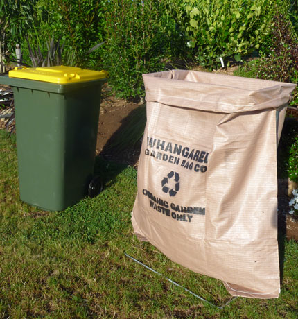 Garden Bag and Bin Services Garden Bins and Garden Rubbish Bags
